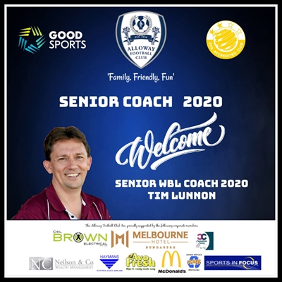 Alloway- Senior- Coach